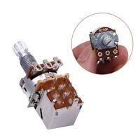 Guitar Parts Push Pull Control Pot Potentiometer B250K Switch Durable Dexterous