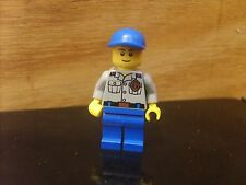 Mini-figure LEGO CITY: minifig GARDE-COTE - Figurine OCCASION EXCELLENT ETAT