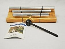 Woodstock Chimes Zenergy Trio Meditation with Mallet Wall Hanging Tabletop NIB