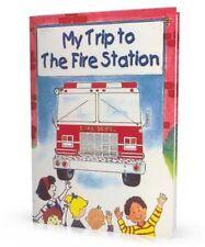 """""""Mein Ausflug zur Feuerwache"""" personalisiertes Kinderbuch"""