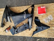 OEM Yamaha FJR1300 Left Side Panel Fairing Front ABS Sensor Light Kit