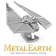 Fascinations Metal Earth TIE Striker Star Wars Rogue One Laser Cut 3D Model Kit