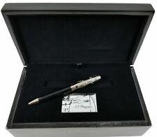 S.T. Dupont Line D Vitruvian Man Ballpoint Pen, 415036, New In Box