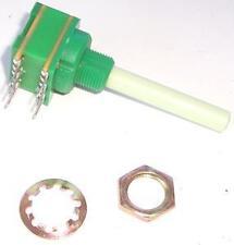 POT DUAL GANG LOG 47K Resistors Variable Rotary - BR84446
