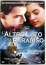 Dvd L'Altro Lato del Paradiso con Anne Hathaway 2001 Usato raro