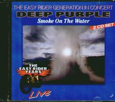 "THE EASY RIDER GENERATION IN CONCERT""DEEP PURPLE SMOKE ON THE WATER""2 CD SIGILLA"