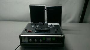 Vintage Sony TC-230 55w Reel to Reel Tapecorder
