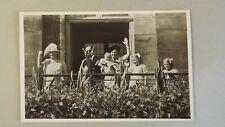 1948 Postcard Queen Wilhelmina Netherlands Abdication Juliana Accession
