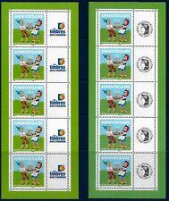 2 carnets  Anniversaires Vignette Cérès et TP Y&T F4081A de 2007