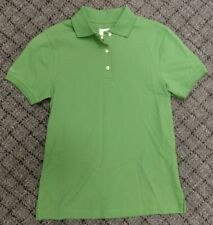 IZOD Women's PerformX Polo Shirt - Green - Size S - New With Tags