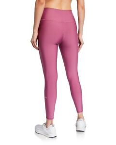 alo yoga pink dragonfruit 7/8 leggings airlift M Matching Bra Listed Separately