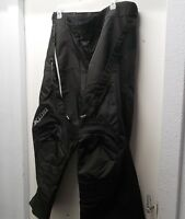 NOS Klim Savanna Pants Black Womens 14 4068-000-014-000