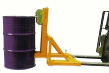 W&J FORKLIFT GATOR GRIP SINGLE DRUM GRAB NEW VAT Incl