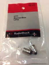 #1819 Bayonet-Base Lamp #272-1119 By RadioShack