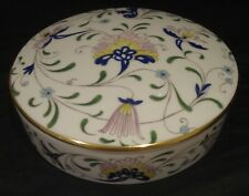 Coalport 'Pageant' Lidded Trinket Box Excellent Condition
