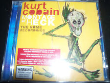Kurt Cobain (Nirvana) Montage Of Heck The Home Recordings (Aus) Deluxe CD - New