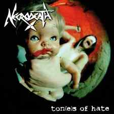 NECRODEATH - Ton(e)s Of Hate - Digi CD