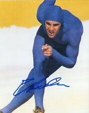 Eric Heiden Olympic Gold Medalist Signed Autographed 8x10 Glossy Photo COA