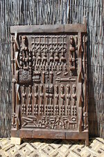 Large Dogon Grain Store Door 2, Mali