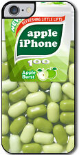 """Cover per iPhone 6 e 6s con stampa """"Tic Tac apple iPhone"""" tic tac inspired"""