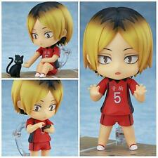 "HAIKYUU 2/ KOZUME KENMA #605 NENDOROID 10 CM- ANIME FIGURE  4"" WITH BOX"