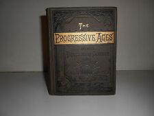 1883 The Progressive Ages, Salesman's Solicitation Copy