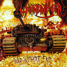 Warbringer - War Without End BR edition w/ BONUS TRACK