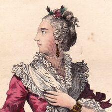 Mademoiselle Clairon Claire Josèphe Léris La Clairon Actrice Comédienne