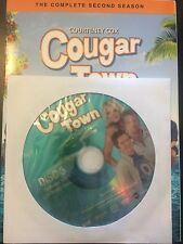 Cougar Town – Season 2, Disc 3 REPLACEMENT DISC (not full season)