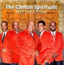 Keep Knocking * by Harvey Watkins, Jr./The Canton Spirituals (CD, Dec-2013, Mala