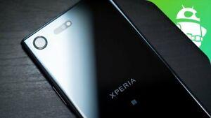 Neu in Versieg.Box Sony Xperia XZ Premium G8141 Entsperrt Smartphone Black/64GB