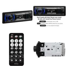 Car Stereo | Boss Audio Car Receiver 616Uab | Single Din, Hands Free Bluetooth,