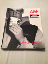 ABERCROMBIE & FITCH A&F AUTUMN 1999 QUARTERLY CATALOGUE CATALOG FASHION MAGAZINE