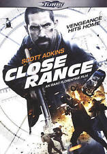 Close Range, (DVD 2015), Scott Adkins, NEW and Factory Sealed, LOW Cost Shipping