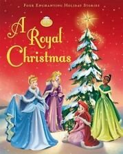 A Royal Christmas (Disney Princess (Disney Press Unnumbered)) - New - Marsoli, L