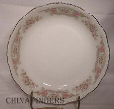 STYLE HOUSE china POMPADOUR pattern Set of Two Soup/Salad Bowls @ 7-5/8""