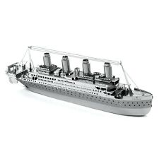 Metal Earth Titanic 3D Laser Cut Metal DIY Model Hobby Boat Ship Build Kit