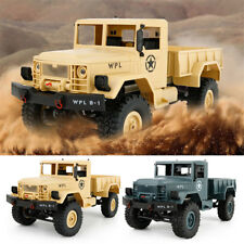 WPL B-1 1:16 4WD 2.4G RC Military Truck Buggy Crawler Off Road Car 2CH RTR Toy