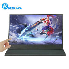 """13.3"""" Touchscreen Monitor 1920x1080 LCD Display for PS3 PS4 Xbox360 Raspberry Pi"""