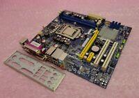Foxconn H55MXV LGA1156 Socket 1156 VGA DDR3 PCI-E Motherboard, i3 and Backplate
