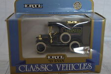"ERTL Classic Vehicles 1913 Ford Model T Van ""TA-PAT-CO Horse Collar Pads"" 1:43"