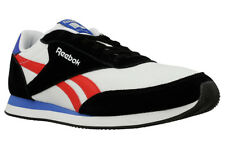uk size 9.5 - reebok royal classic jog vintage retro trainers - bd3282