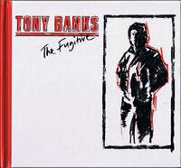 Tony Banks - The Fugitive (2016)  CD+DVD Digibook  NEW/SEALED  SPEEDYPOST