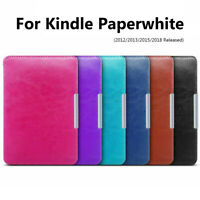 Smart Case Protective Shell Magnetic Cover For Amazon Kindle Paperwhite 1/2/3/4