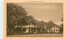 Florida,  FL, Lake Wales, Lake Shore Hotel Postcard