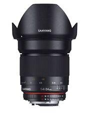 Fixed/Prime Canon EF Camera Lenses