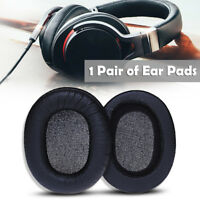 Replacement Ear Pads Foam Cushion for SONY MDR-7506 MDR-V6 MDR-900ST Headphones