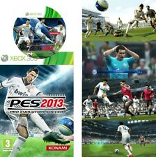 PES 2013 Pro Evolution Soccer Microsoft Xbox 360 Game COMPLETAMENTE in ITALIANO