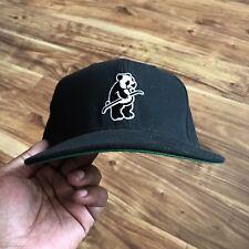 Rare Lifted Research Skate Panda Snapback Hat LRG Clothing NWOT