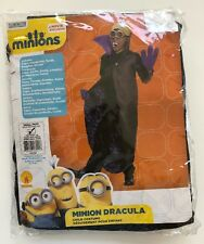 Dracula Minion Halloween Costume, Child Small (4-6)